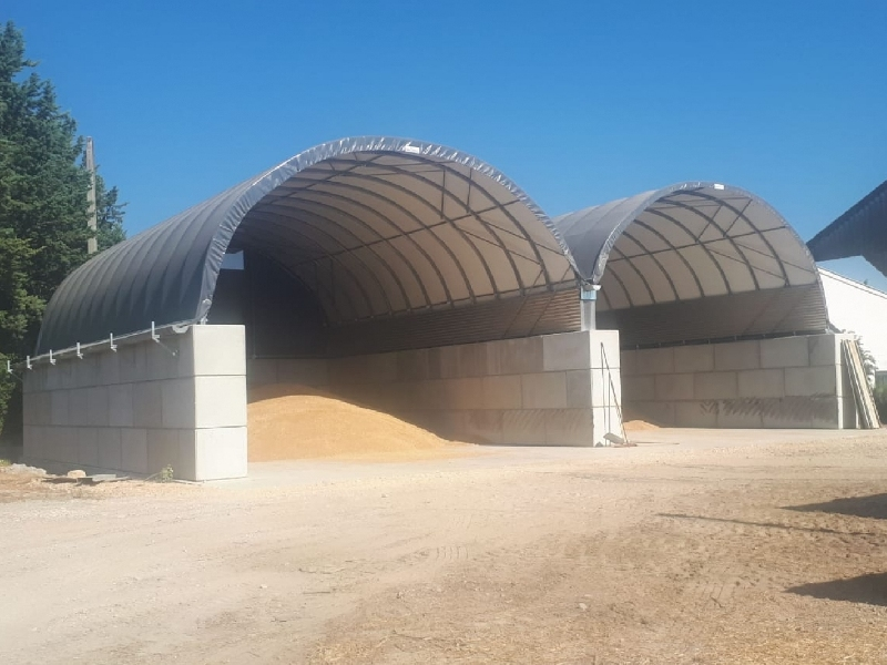 Grain / fertiliser storage