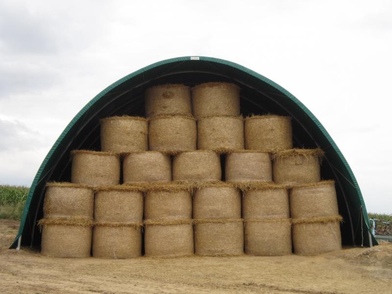 Fodder storage