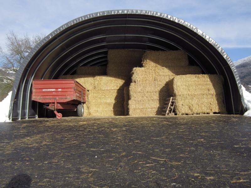 Fodder storage - France