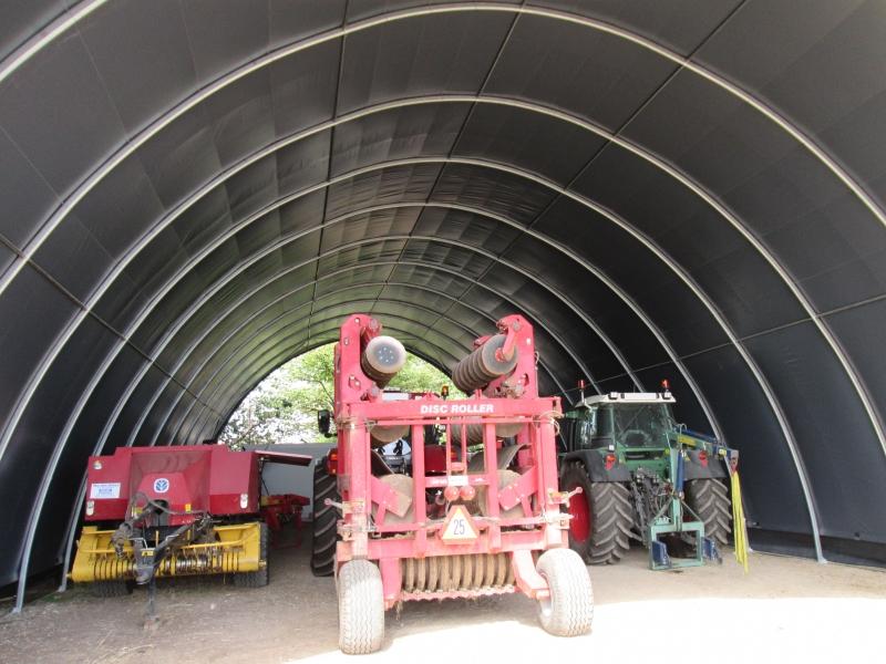 Agricultural shed - France
