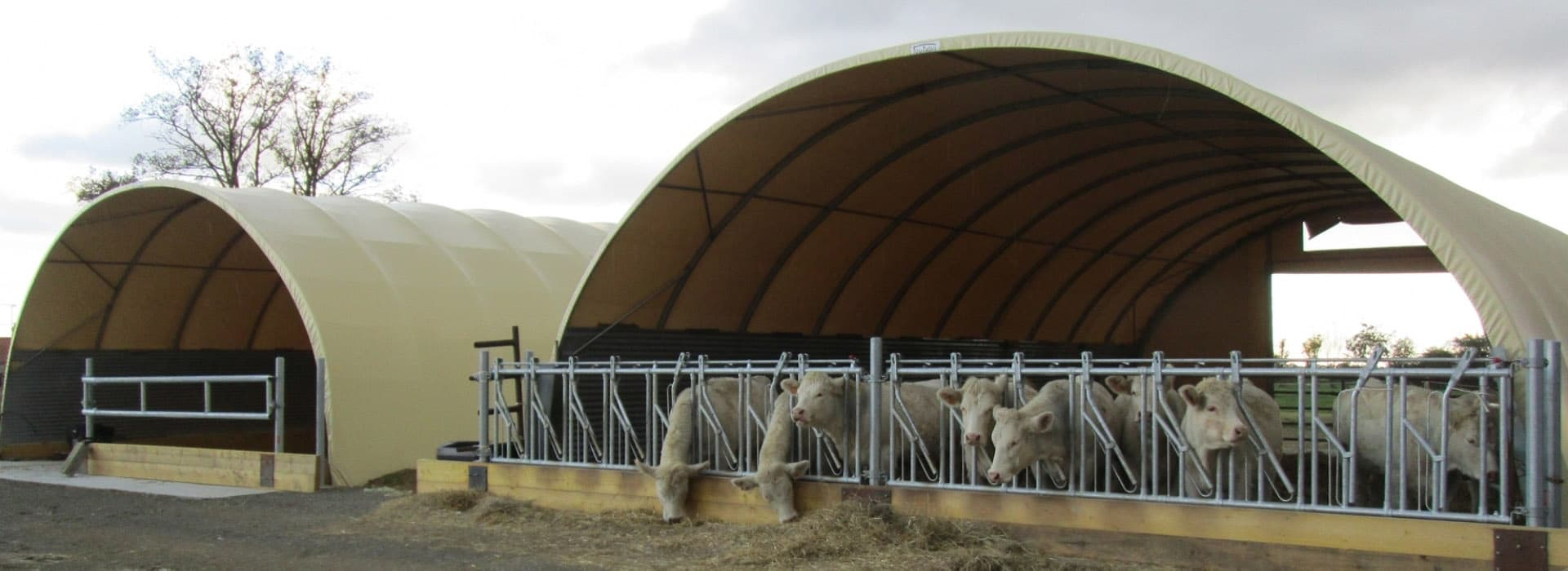 Shelterall® European Leader in storage shelters, to shelter anything without spending everything